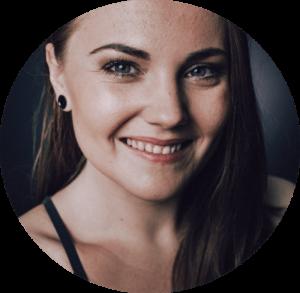 Alena Hillmann macht Schluss mit alten Gewohnheiten