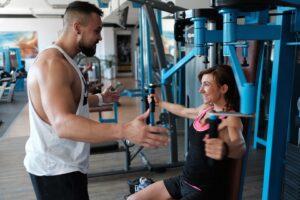 Chantal Fuchs setzt auf individuelle Betreuung von Körperverwandlung