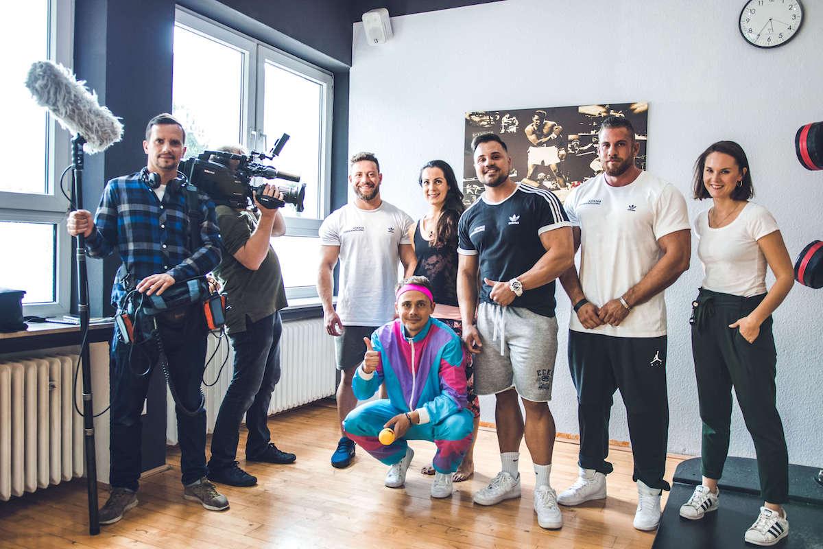 Stern TV Pilates für Männer