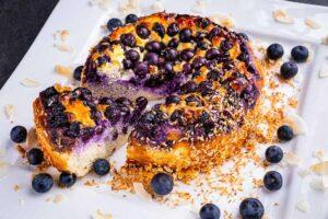 Cheesecake in gesund im Kochbuch von Körperverwandlung